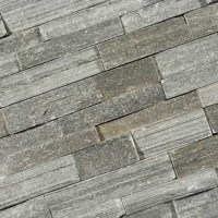 Stone Panels Grey Quartzite