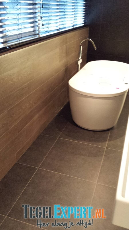 Badkamer keramisch parket nijkerk - Tegel imitatie parket badkamer ...