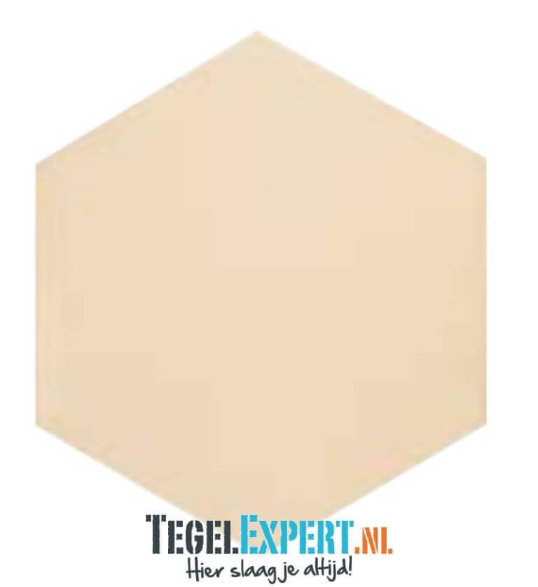 Equipe Hexatile Hexa Crema Mate
